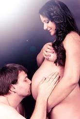 Těhotná matka syn sex