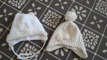 Zimní čepice, h&m,86