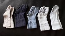Sady ponožek - různé druhy - vel. do 2 let., next,20