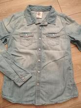 Džínová košile, h&m,146
