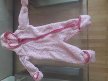 Zimní kojenecká kombinéza, lupilu,68