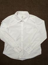 Bílá košile h&m, h&m,146
