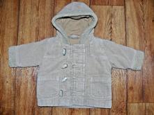 Dětská zimní bundička / kabátek, zn.next 0-3m, next,68