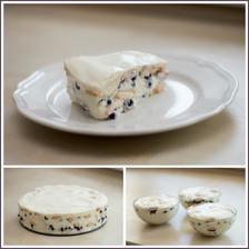 Pudinkový dort nebo poháry