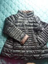 Prošívaná bunda, antracitová vel.48, tcm,48
