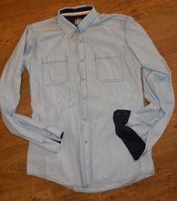 Bavlněná pánská košile-l, c&a,l