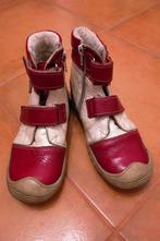 Celokožené dětské zimní boty, 30