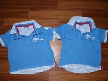 Trička s košilovým límcem, 86