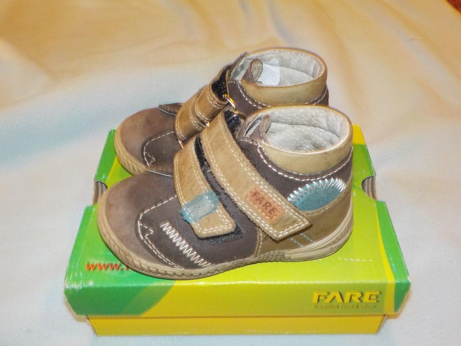 7dd298d3bc1 172 inzerátů • 16 hodnocení. Dětská celoroční obuv fare ...