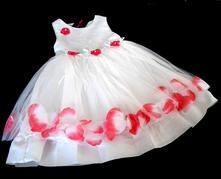Dětské šaty, sat-0013-03, 104 / 110 / 116