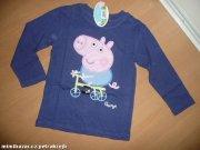 Tričko prasátko peppa pig vel 128, disney,128