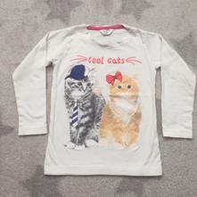 Tričko s kočkama - na donošení, pepco,98