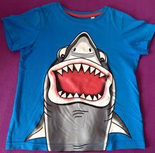 Tričko se žralokem, palomino,104