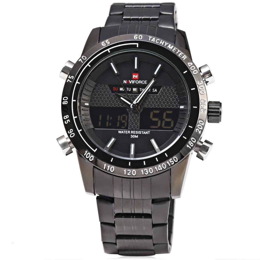 462defaae Pánské značkové hodinky naviforce - 4 barvy, - 699 Kč Od prodejkyně ...