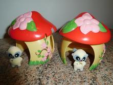 Domeček yoohoo friends zvířátka pro dvojčata,