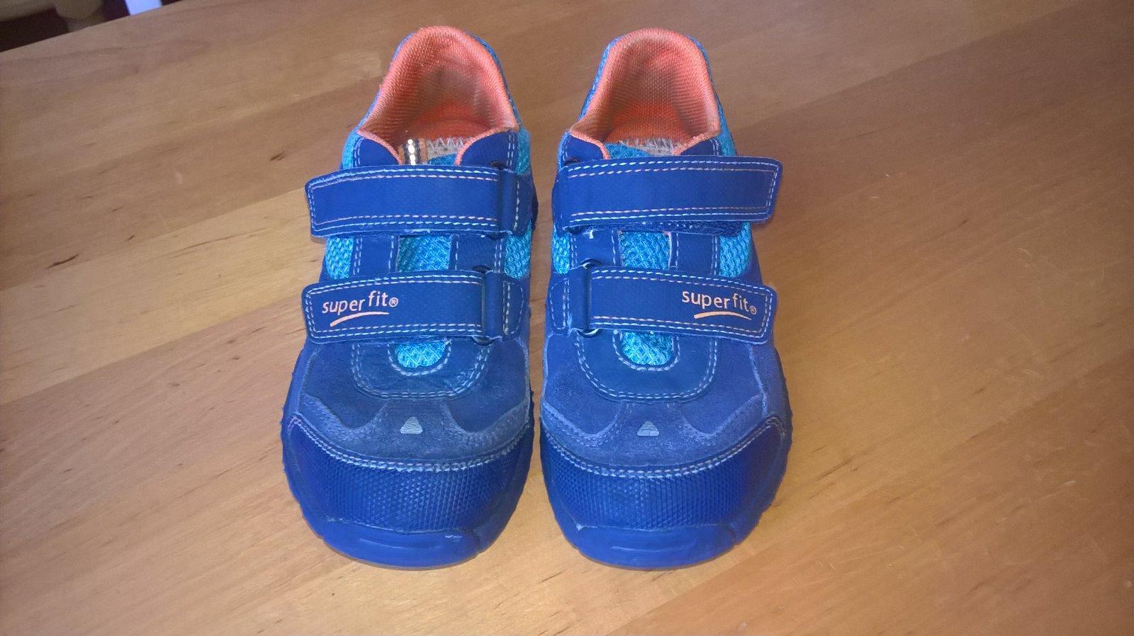 Jarní podzimní boty superfit 367569984d