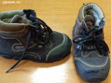 (10) zimní boty., 25