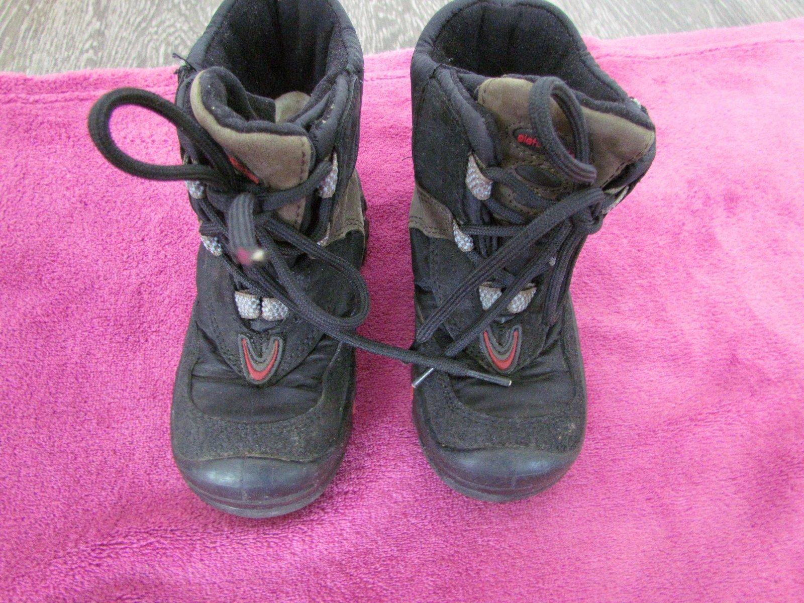Zobraz celé podmínky. Podzimní zimní boty elefanten ... d09388d9db