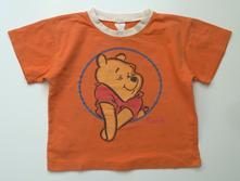 Obrázkové tričko s krátkým rukávem vel. 98, 98