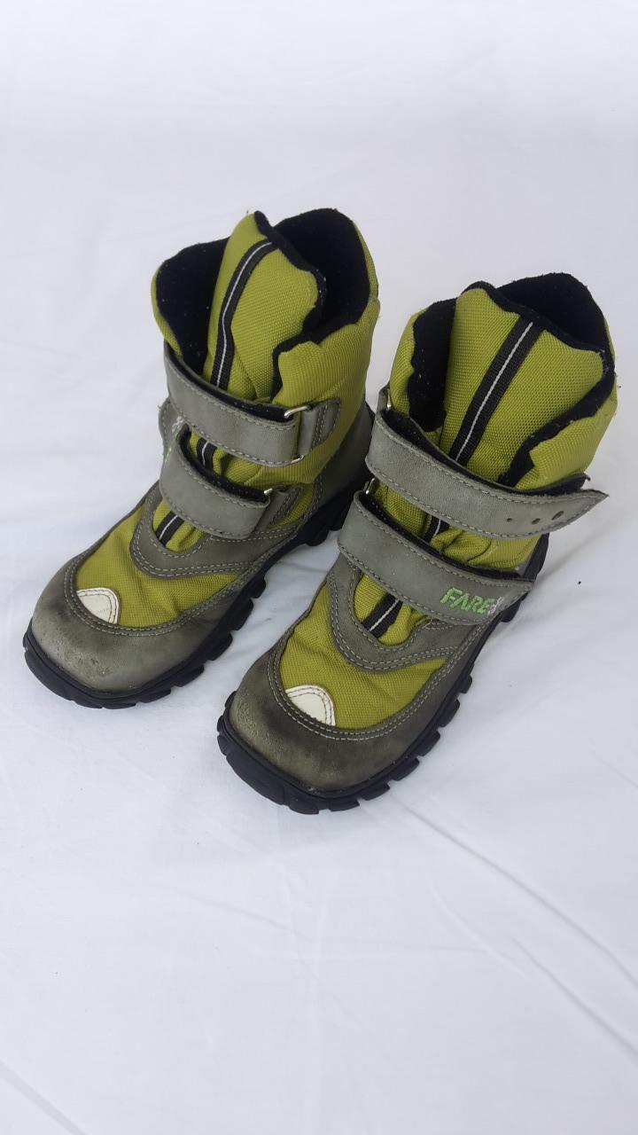 Dětské zimní nepromokavé boty fare c4e94f2d84