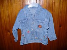 Džínová bunda, baby club,98