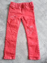 Skinny džíny s elastanem, dopodopo,98