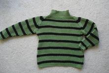 Pletený svetr, 128