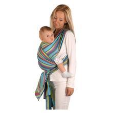 Šátek womar na nošení dětí, 6 barev, womar