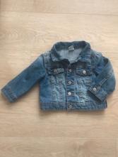 Džínová bunda h&m, h&m,74