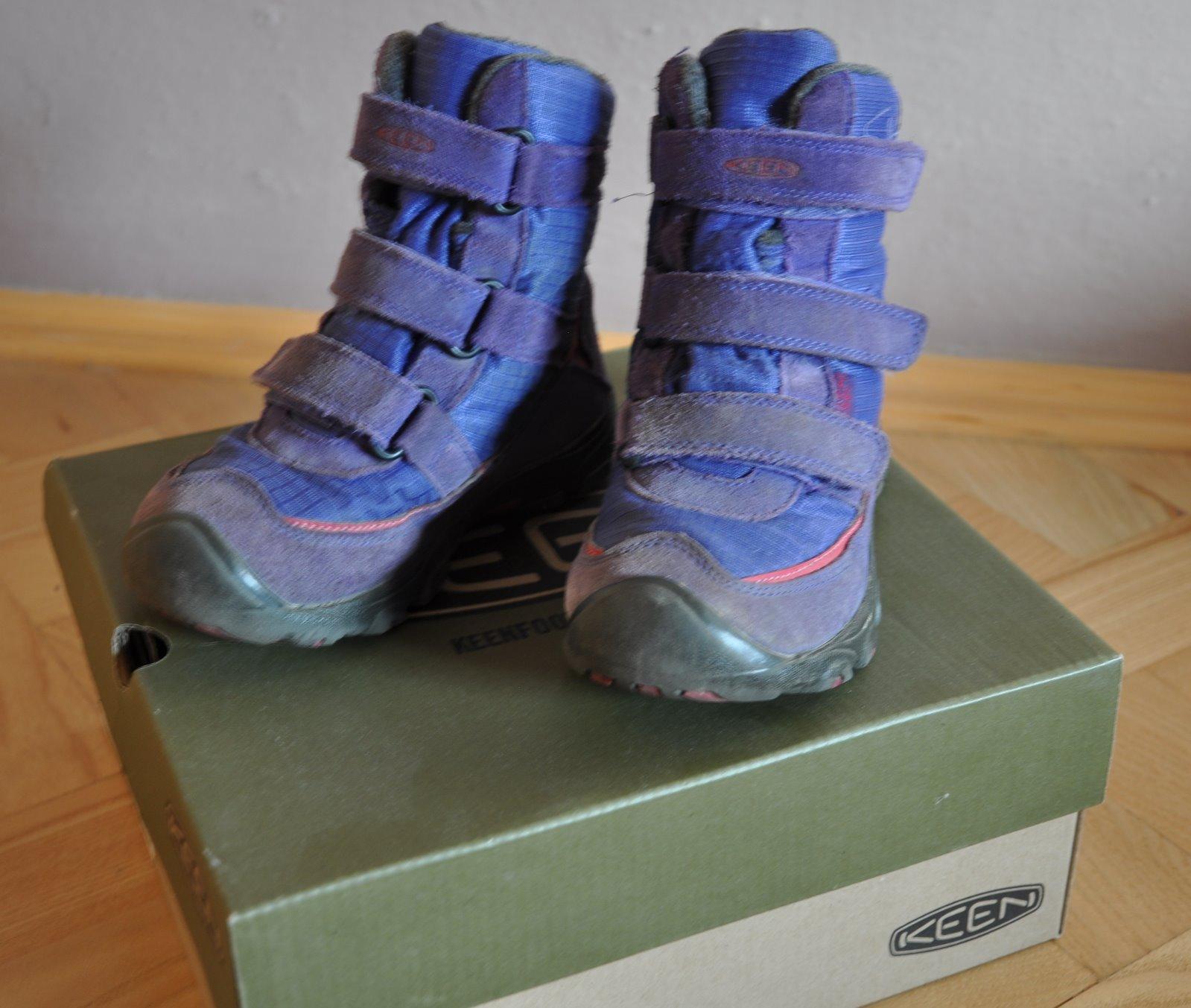 Keen zimní obuv 4d2e56d7cf