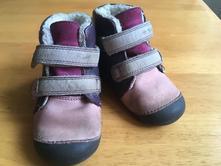 Zimní kožené boty d. d. step, vel. 23, d.d.step,23