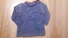 Melirované tričko s opicí, next,80
