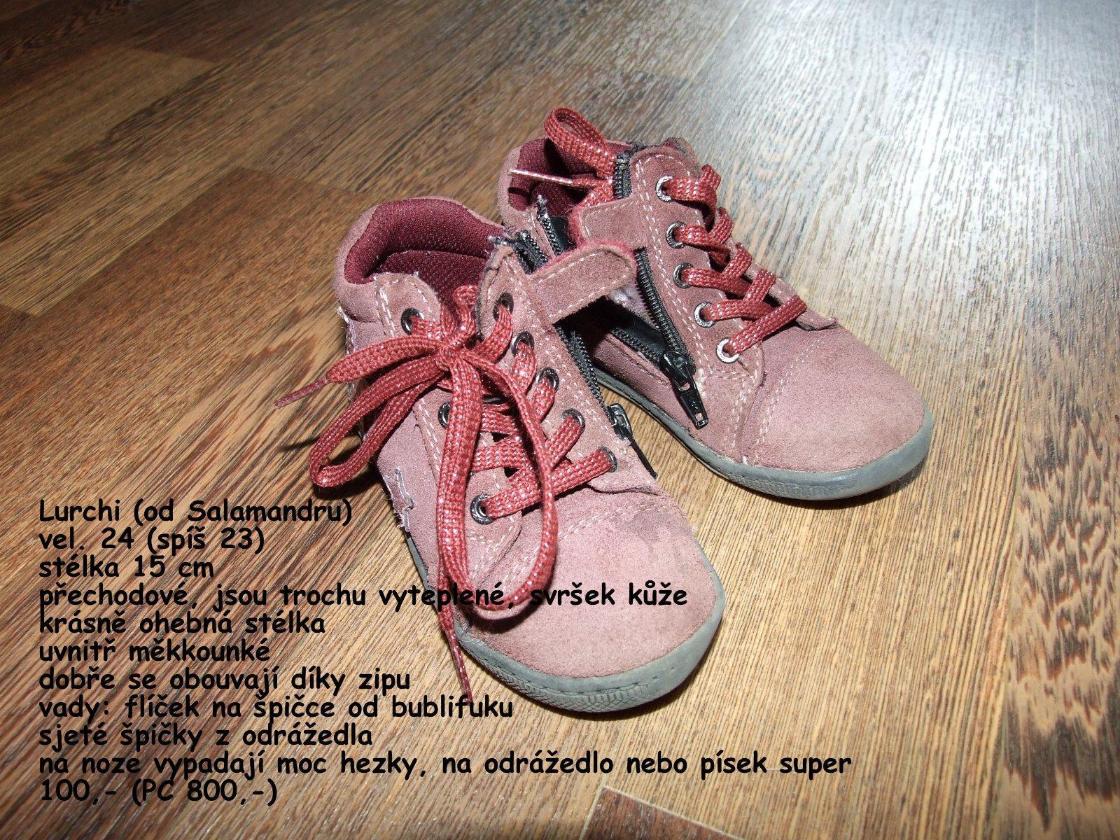 9bee2183e96 Kožené boty lurchi (salamander)