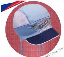 Letní čepice, kšiltovka, 2741_26440, rockino,<50 - 80