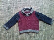 Copánkový svetr, early days,68
