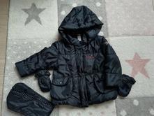 Zimní bunda z c&a, vel. 86, baby club,86