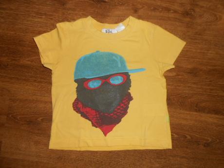 Bavlněné triko, značky bonprix, vel 92, bonprix,92