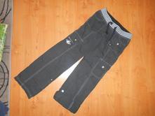 Roll-up dívčí kalhoty vel. 152, c&a,152