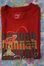 Tričko hannah červené, hannah,40