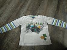 Tričko s dlouhým rukávem, cherokee,98