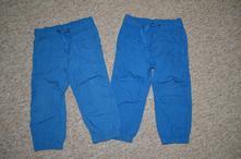 Plátěné kalhoty lupilu (2x), lupilu,92