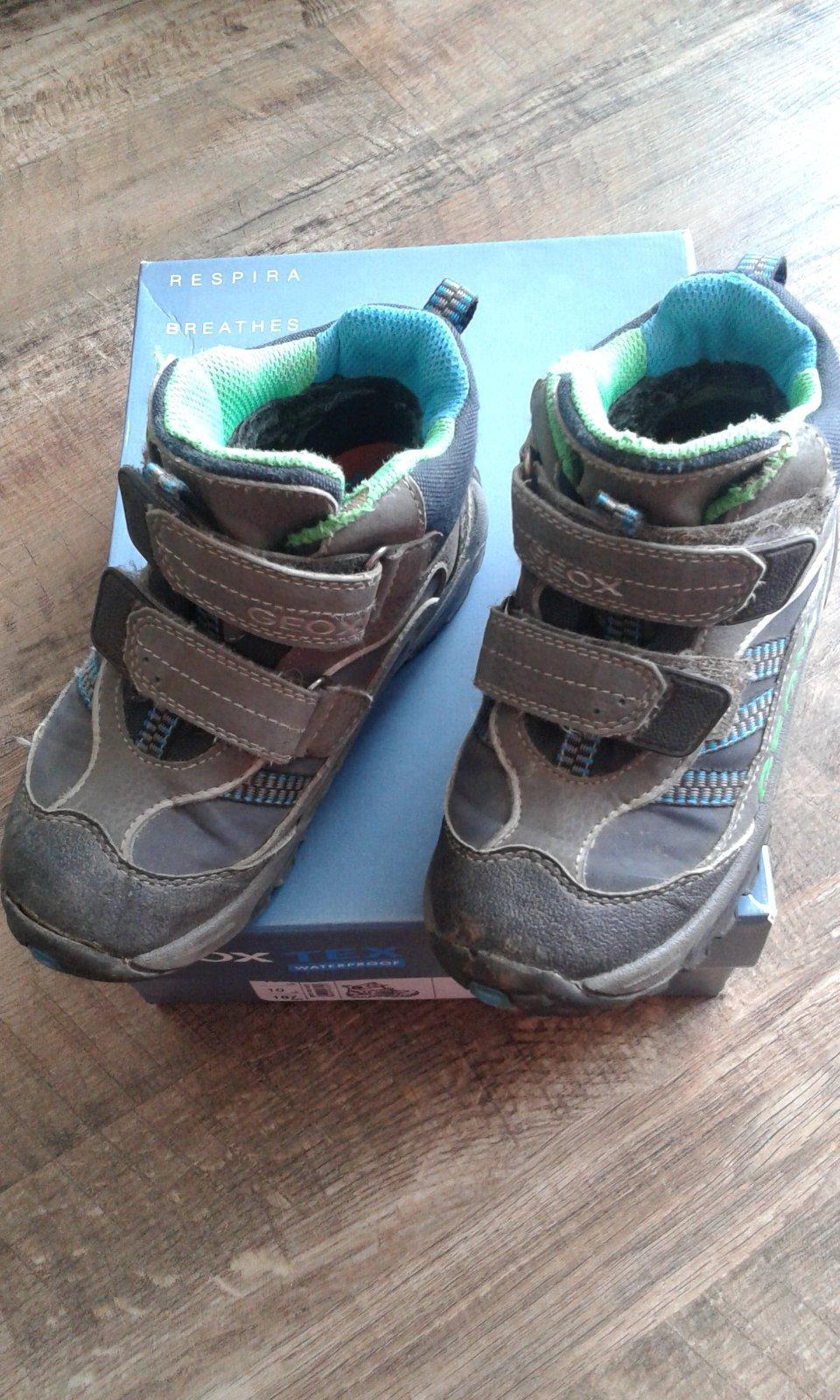 b765a819847 Dětské zimní boty geox
