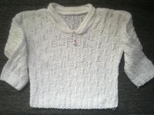 Pletený svetřík, 74