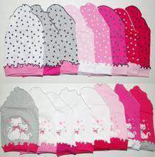 Bavlněný šátek na hlavu, 80 - 110