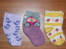 Ponožky dívčí 19-20, 19