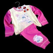 Bavlněné pyžamo, pyz-0005, 86