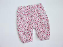 K1138 podšité bavlněné kalhoty vel. 62, marks & spencer,62
