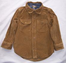 Košile s dlouhým rukávem vel. 2 - 3r, gap,98