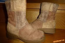 Hnědé boty, bobbi shoes,28