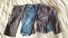 Kalhoty, 3ks, baby club,92
